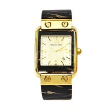 Women's Tiger Acetate Watch