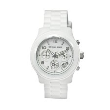Women's Jet Set Watch in White