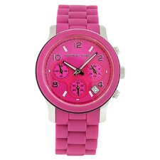 Women's Runway Watch in Pink
