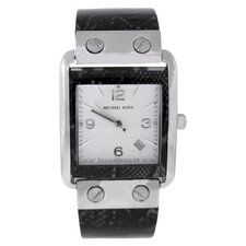 Women's Classic Watch with Silver Dial