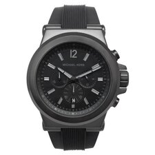 <strong>Michael Kors</strong> Classic Men's Chronograph Watch
