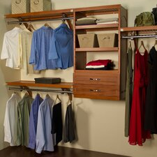 "Woodcrest 12"" Deep Closet System"