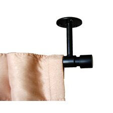 Verona Ceiling Mount Curtain Rod