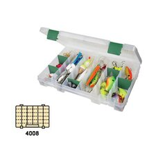 Bio Tuff Tainer Storage Box with Six Compartments