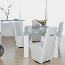 Krystal Lunar Dining Table