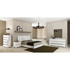 Vivente Panel Bedroom Collection