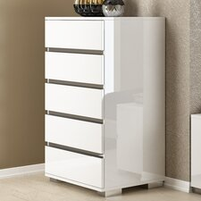Vivente Icon 5 Drawer Chest