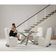 <strong>Star International</strong> Ritz Gotham 5 Piece Dining Set