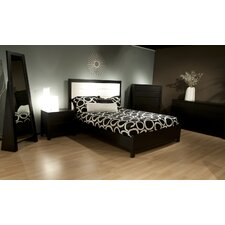Elements Motif Platform Bedroom Collection