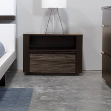<strong>Star International</strong> Del Mar 1 Drawer Nightstand