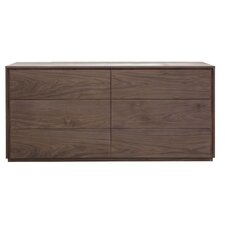 <strong>Star International</strong> Elements Latitude 6 Drawer Dresser
