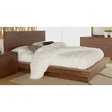 <strong>Star International</strong> Charter Standard King Platform Bed