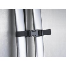 Double Door Fridge Guard Strap in Black