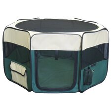 Dog Pet Exercise Play Pen