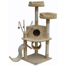 "<strong>Go Pet Club</strong> 55"" Cat Tree"