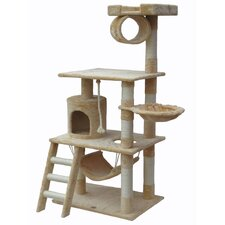 "<strong>Go Pet Club</strong> 62"" Cat Tree"