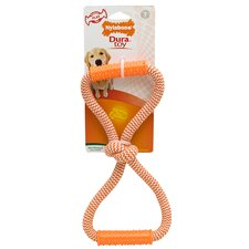 Play Rope Double Loop Giant Dog Toy