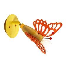 "Wandspot 1-flammig ""Schmetterling"""