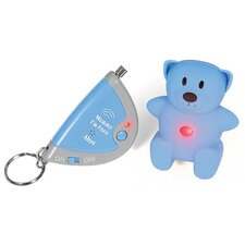 Locator and Alert in Light Blue