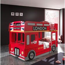 "Etagen-Autobett ""London Bus"""
