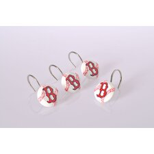 <strong>Championship Home Accessories</strong> MLB 12 Piece Hook Set