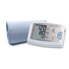 Blood Pressure Monitor with Extra Large Cuff