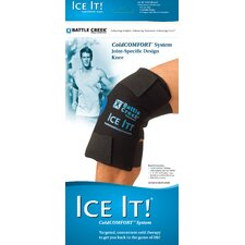 <strong>Battlecreek</strong> Ice It! Cold Comfort Knee System
