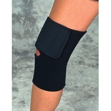 Knee Wrap Neoprene Support in Black
