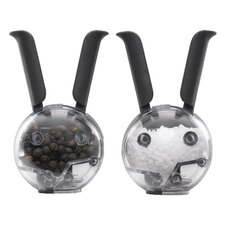 Vibe Mini Magnetic PepperBall® and SaltBall™ Set