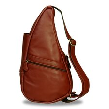 Healthy Back Bag® Small Classic Leather Tote Bag