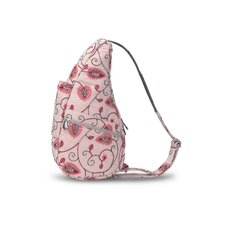 Pintuck Floral Tapestry Healthy Back Sling