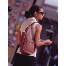 Classic Leather Healthy Back Bag® Small Sling