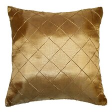<strong>Violet Linen</strong> Silky Checks Decorative Pillow