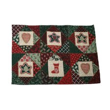 Seasonal Stars-Diamond Designs Place Mat