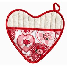 Be My Valentine Sweetheart Pot Mitt