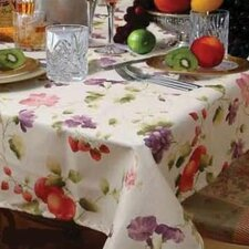 <strong>Violet Linen</strong> European Fruit Tablecloth