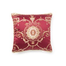 Prestige Damask Design Decorative Throw Pillow