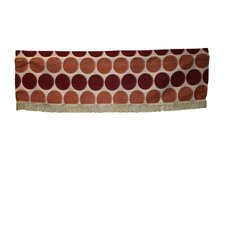 "Deluxe Chenille Jacquard 60"" Curtain Valance"
