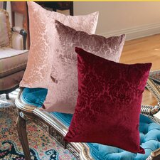 Velvet Vintage Damask Decorative Cushion Cover