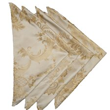 Majestic Damask Napkin (Set of 4)