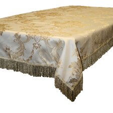 Majestic Damask Tablecloth
