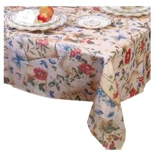 <strong>Violet Linen</strong> European Garden Tablecloth