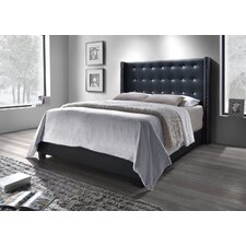 Savoy Wingback Bed