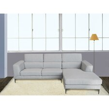 Chelsea Sectional Sofa with Right Facing Chaise