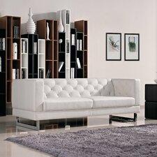 Palomar Sofa in Dark Raisin Gray