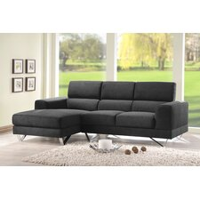 <strong>DG Casa</strong> Camden Sectional Sofa with Left Facing Chaise