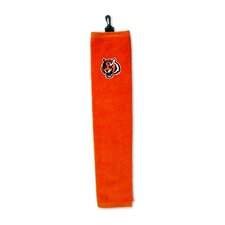 <strong>McArthur Towels</strong> NFL Embroidered Golf Towel