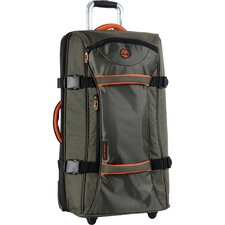 "Twin Mountain 26"" 2 Wheeled Duffel Bag"
