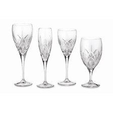 <strong>Marquis by Waterford</strong> Caprice Platinum White Wine Glass