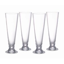 <strong>Marquis by Waterford</strong> Vintage Pilsner Glasses (Set of 4)